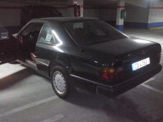 Mercedes 300 Ce Coupe