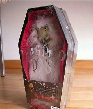 Living dead dolls Krampus white