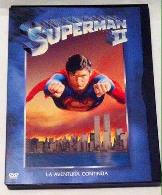 Superman 2 con portada original.