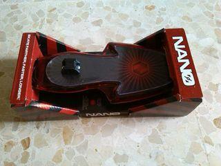 Tabla skate nano (Para zapatillas con ruedas)