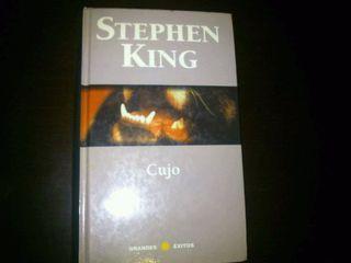 Libro Stephen king cujo.