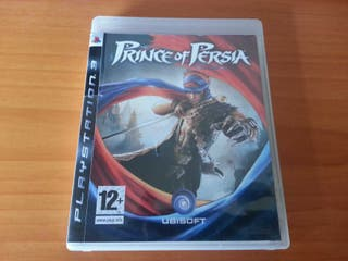 Prince of persia ps3 playstation ingles