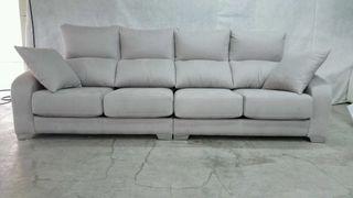 Sofá 280 cm Extraíble y Reclinable