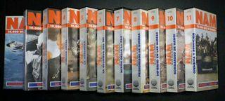 Colección VHS Nam