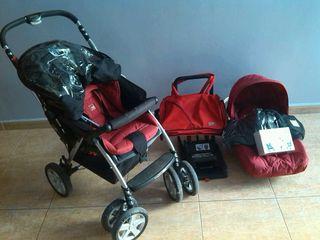 Cochecito/carrito de bebé CasualPlay.