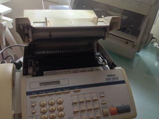 Teléfono fax brother