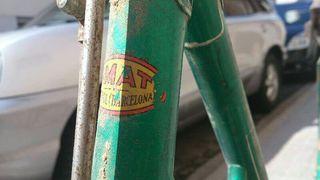 Bicicleta clasica varilla