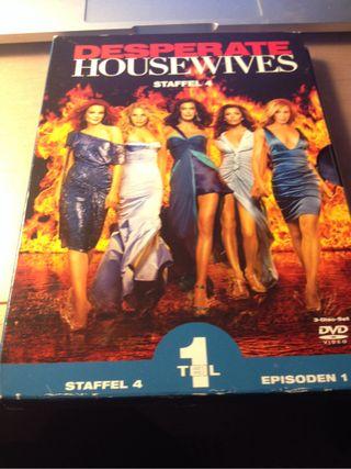Saison 4 Desperate Housewives #vacs