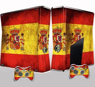 Vinilos Xbox Slim España