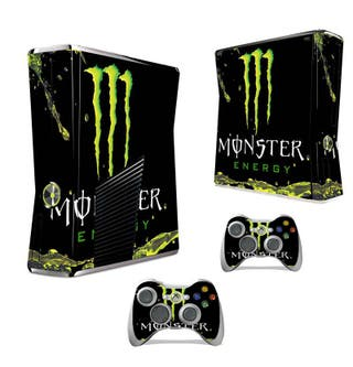 Vinilos Xbox Slim Monster