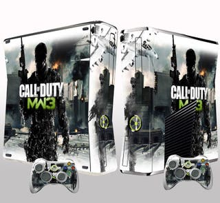 Vinilos Xbox Slim Call Of Dutty