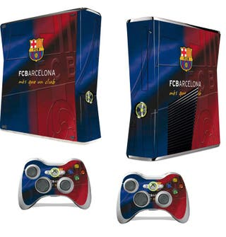 Vinilos Xbox Slim F.C. Barcelona