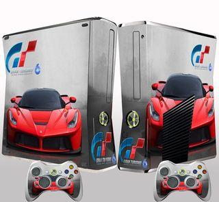 Vinilos Xbox Slim Gran Turismo 6