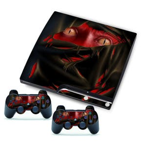 Vinilos Ps3 Slim Demonio