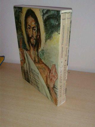 Biblia juvenil.