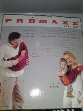 Portabebe mochila Premaxx