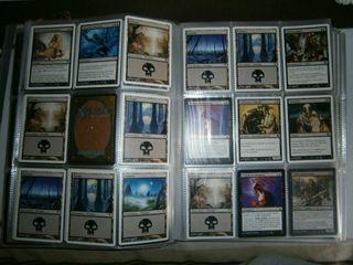 Seleccion de cartas magic