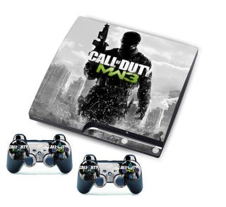 Vinilos Ps3 Slim Call Of Dutty