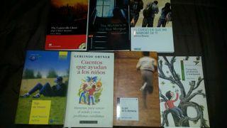 Variedad de libros de lectura