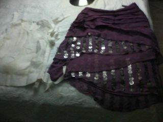 falda y top Purificacion Garcia
