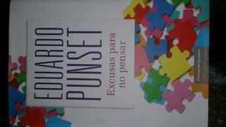 Libro excusas para no pensar