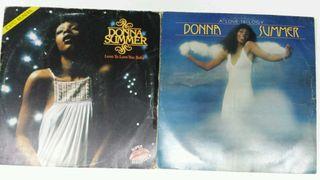 Discos vinilo Donna Summer