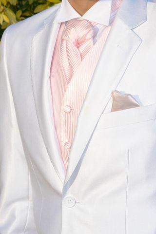 Costume Blanc