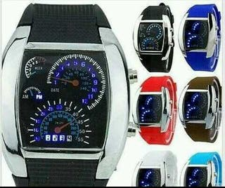 RELOJ LED RALLY