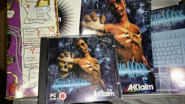 Shadow man juego Pc