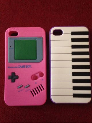 Fundas Retro iPhone 4/4s