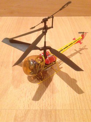 Helicoptero Radiocontrol Rc