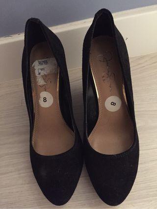 Zapatos Jessica Simpson Negros