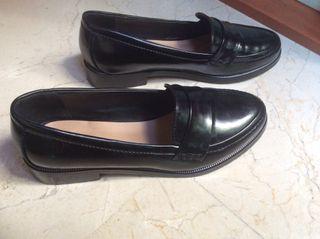 Zapatos Estilo Garçon para Mujer