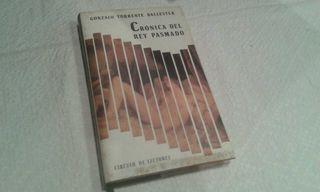 Crónica del rey pasmado. Gonzalo Torrente Ballester.