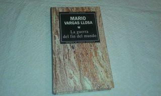 La guerra del fin del mundo. Mario Vargas Llosa.