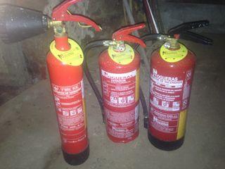 Extintores Listos Para Instalar!