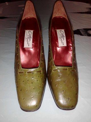 Zapatos Cristian Algarra