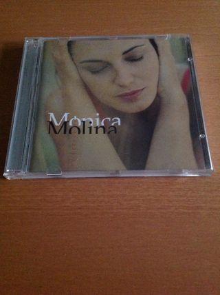 """Cd De Música. """"Tu Despedida"""" De Mónica Molina."""