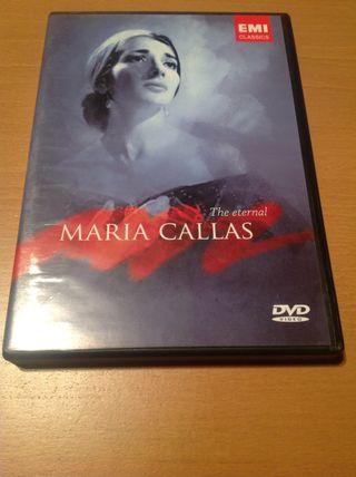 """Dvd De Maria Callas. """"The Eternal"""""""
