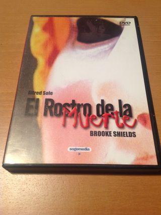 """Dvd Película """"El Rostro De La Muerte"""""""