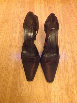 Tacones. Zapatos De Tacón.