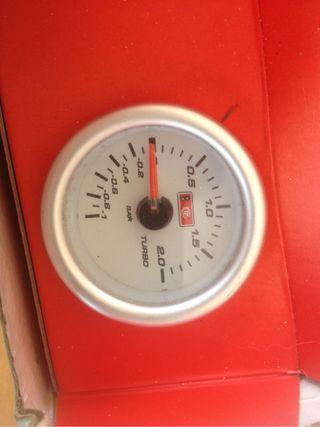 Reloj Presion Turbo