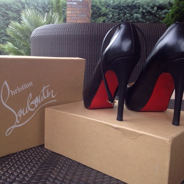 Tacones Chistian Louboutin