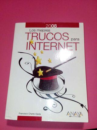 Libro trucos para internet