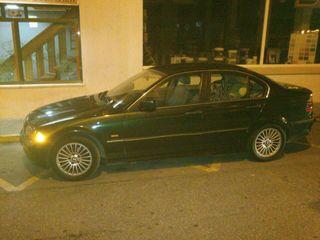 BMW serie3 318i E46 del 98 gasolina