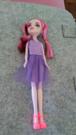 Muñeca imitación Monster High