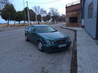 Mercedes Clk Kompressor Elegance 230