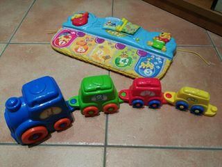 juguetes bebe cuna+regalo