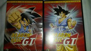 Dvd Serie dragon ball gt