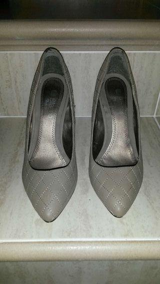 Zapatos blanco 38